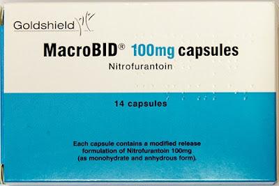 Macrobid doses