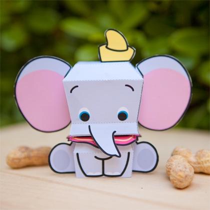 3D Dumbo.