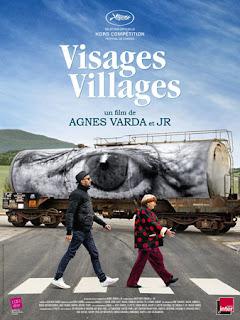 Visages, villages - filme