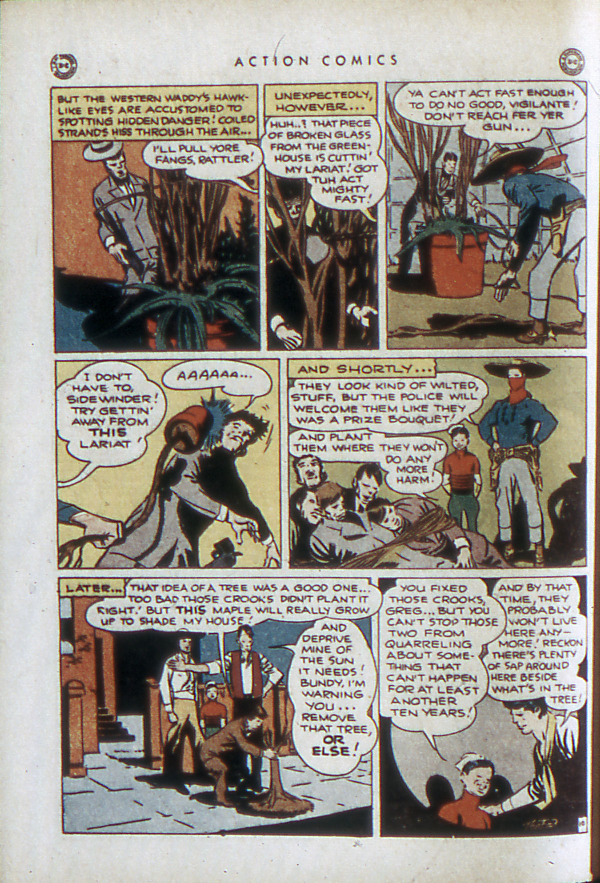 Read online Action Comics (1938) comic -  Issue #84 - 41