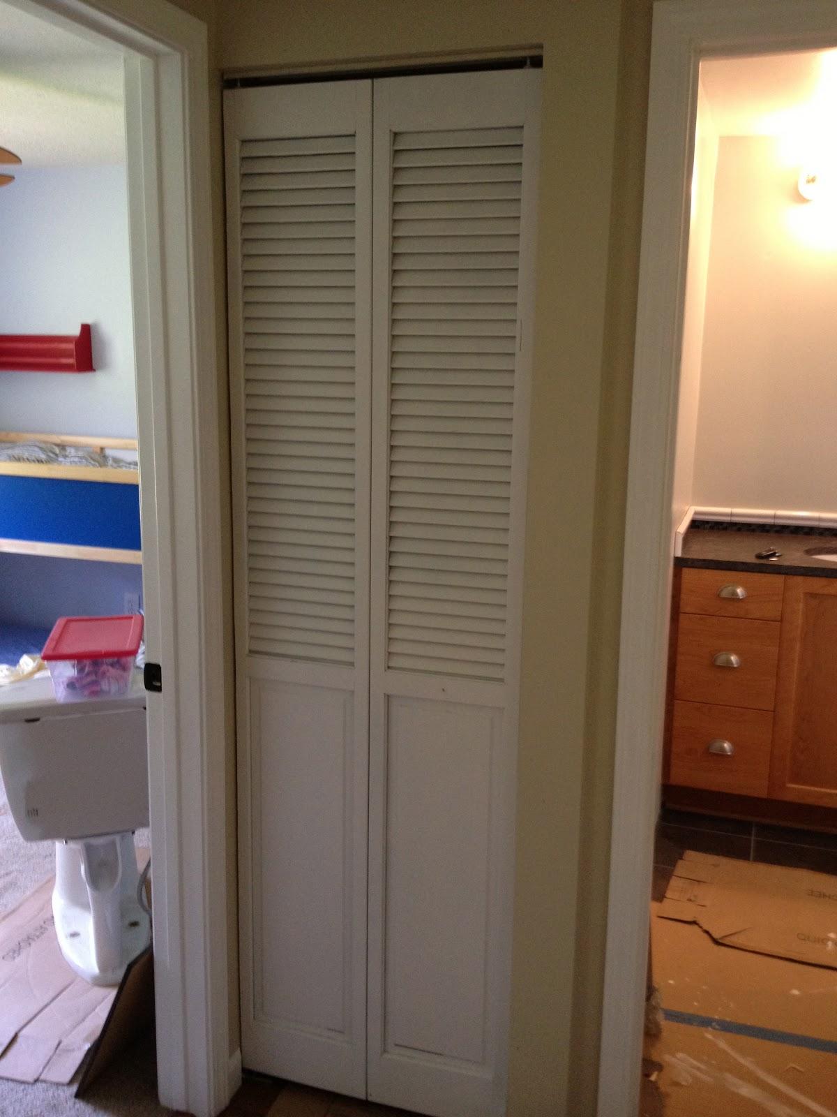The Linen Closet Door