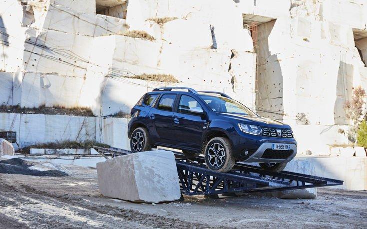 Η επίσημη παρουσίαση του νέου Dacia Duster στην Ελλάδα