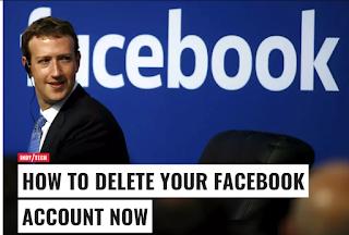 Temporarily Delete Facebook