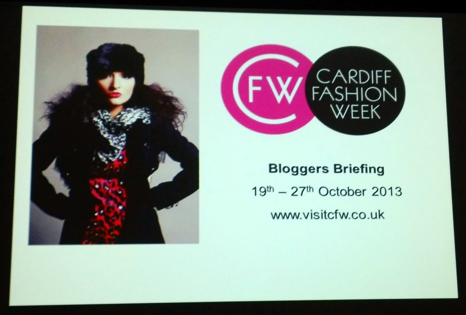 Cardiff Fashion Week Bloggers Brief, Cardiff Fashion Week, Entrecote