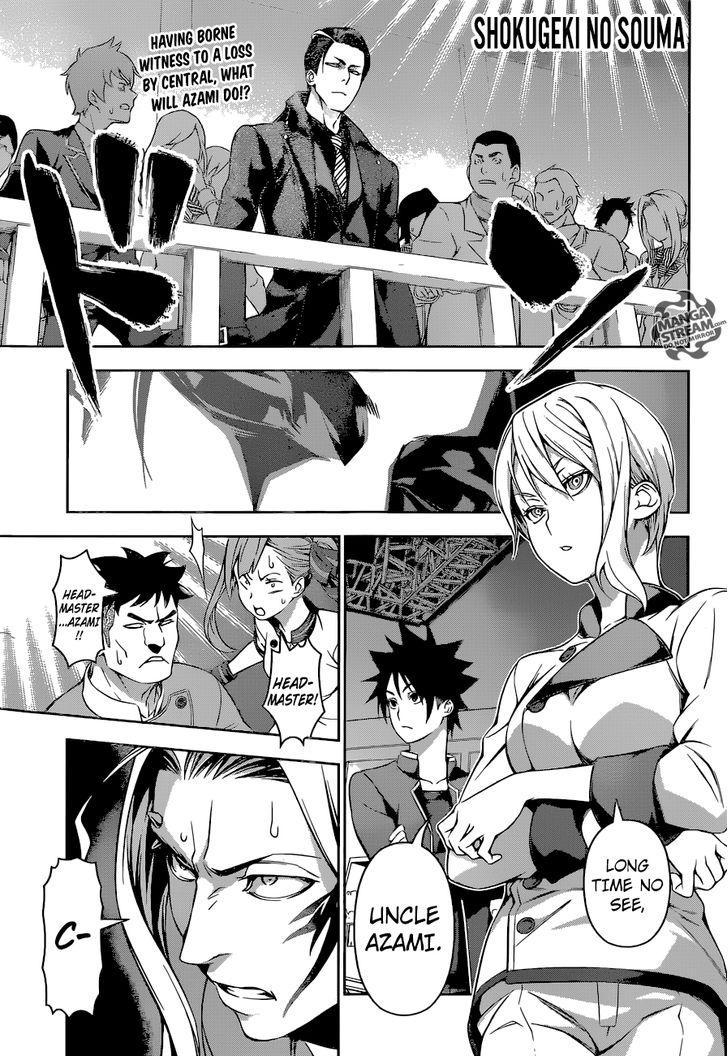 Shokugeki no Soma - Chapter 204
