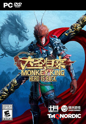 Monkey King Hero Is Back Game Cover Pc
