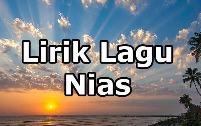 Me'e Ninada Khomo Talifuso Lirik LaguRocky Duha (Satuada Obe Silo Olo)