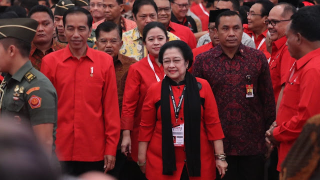 Jokowi Ajak Kader PDIP Organisir Petani Dan Nelayan