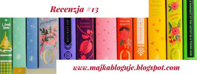 """Strach nie może wykluczyć ciebie z gry – recenzja książki #13 – Tahereh Mafi """"Dar Julii"""""""