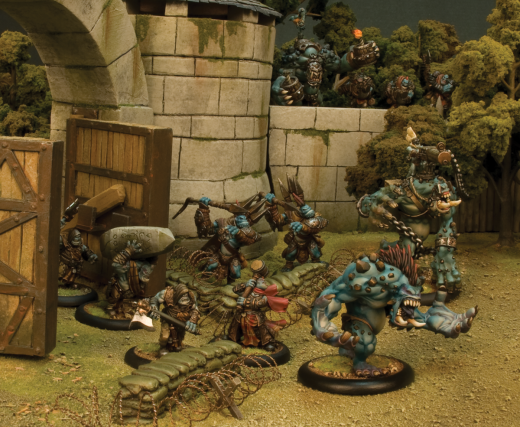 Miniature Terrain gallery at Privateer Press photo