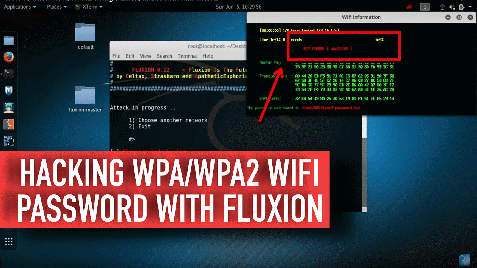 how to break wpa wpa2 security