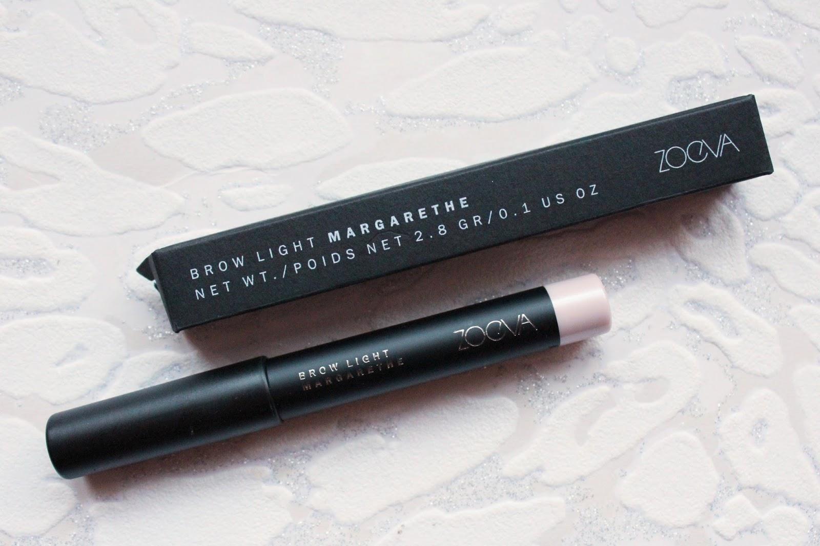 NEW Zoeva Brow Products & Mascara
