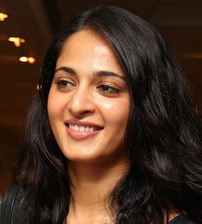 Actress Anushka Shetty Gorgeous Close Up Stills