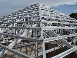 Konstruksi genteng beton, rangka atap genteng, genteng beton rangka galvalum