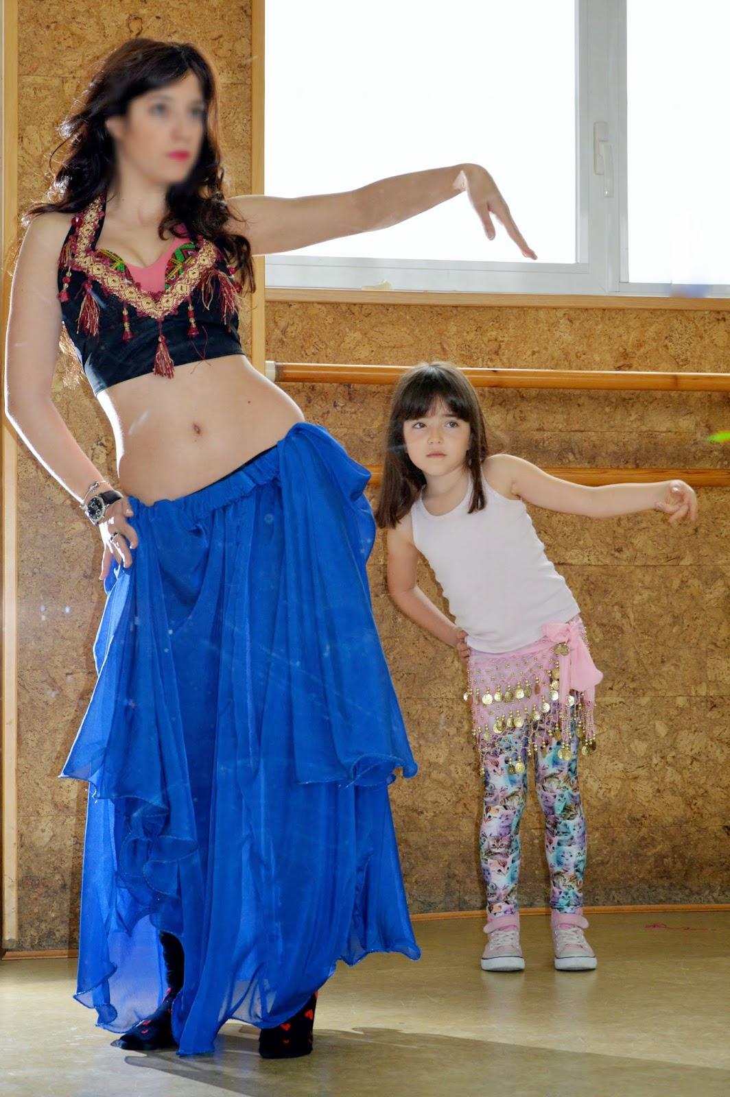 Activate con Kinder Chocolate en la Escuela de Danza Nuria Montes