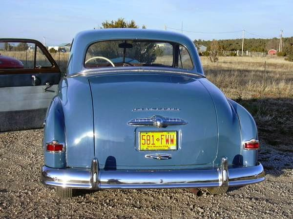 1950 Plymouth Business Coupe | Auto Restorationice