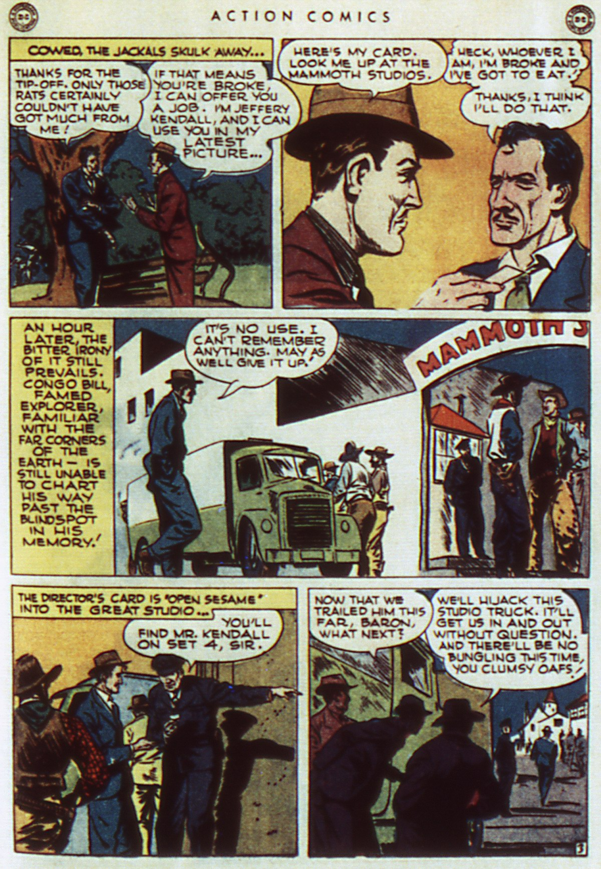 Read online Action Comics (1938) comic -  Issue #96 - 19