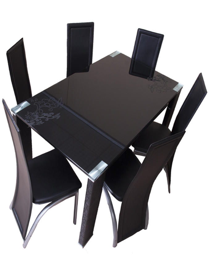 Best Price Dining Table And Chairs: Glass Dining Table Price In Nigeria