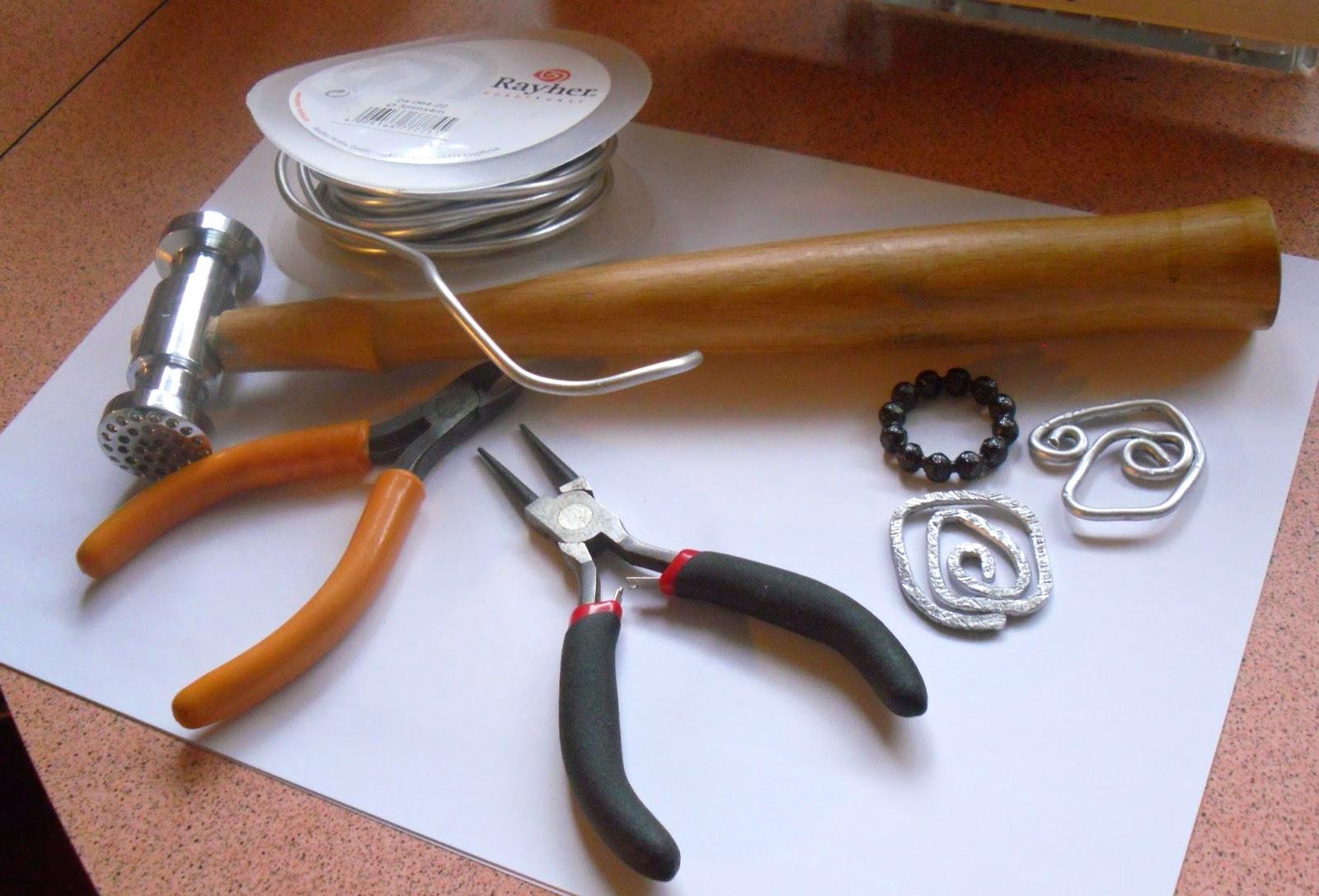 economico in vendita vendita online attraente e resistente le mie gioie fmb: Creazione di elementi in alluminio martellato