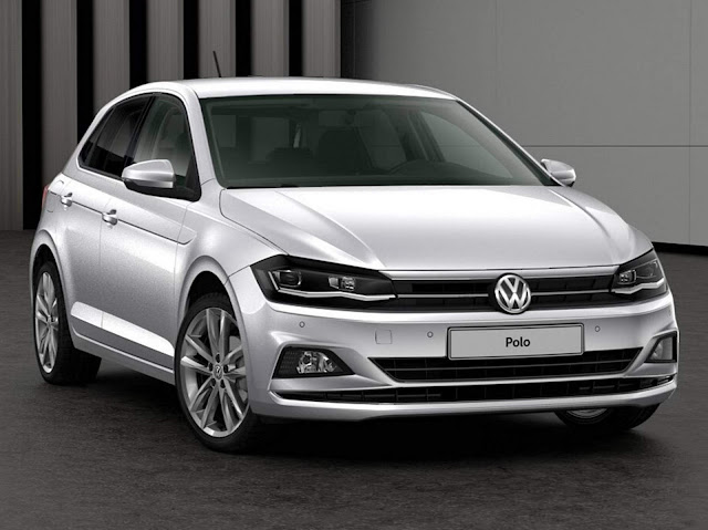 VW Polo 2018 Highline 200 TSI Automático