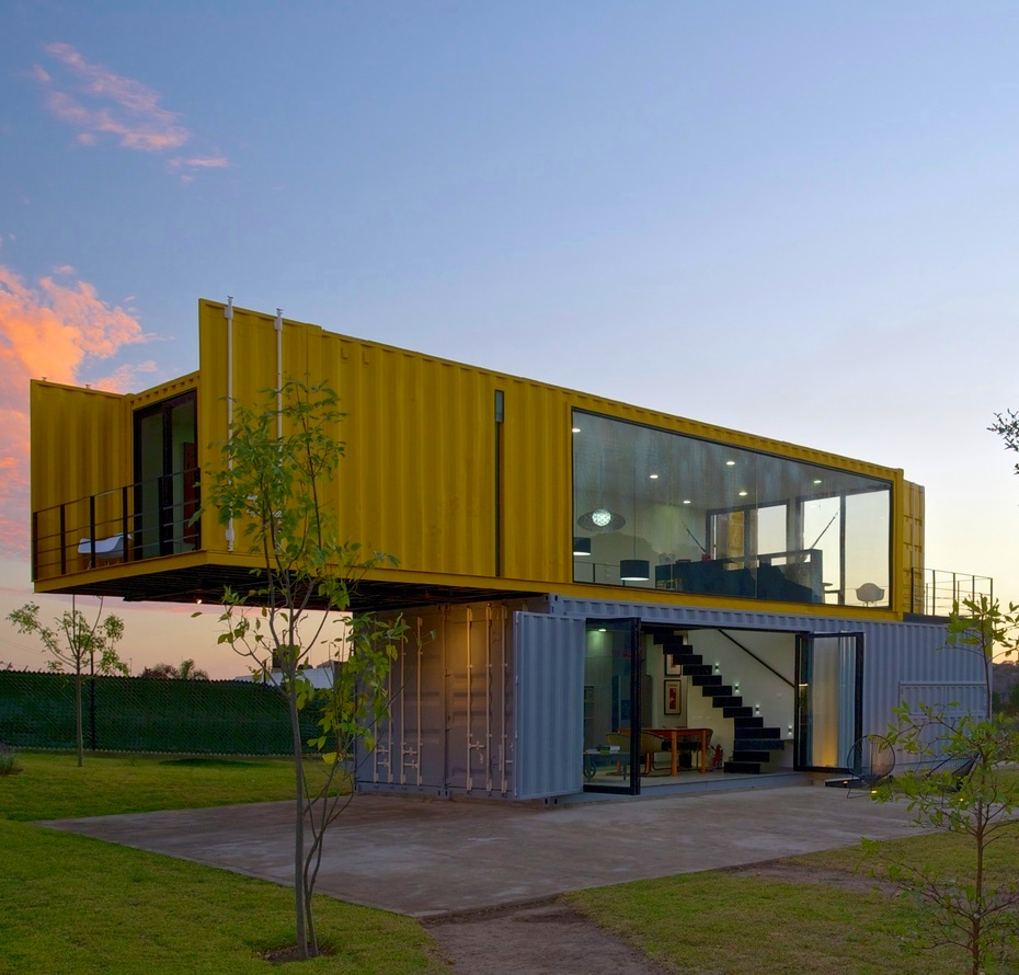 Shipping container homes buildings huiini container - Pictures of container homes ...