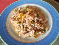 arroz con calamares