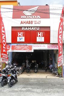 Alamat AHASS Jogja Terbaik (Bengkel Resmi Motor Honda DI.Yogyakarta)
