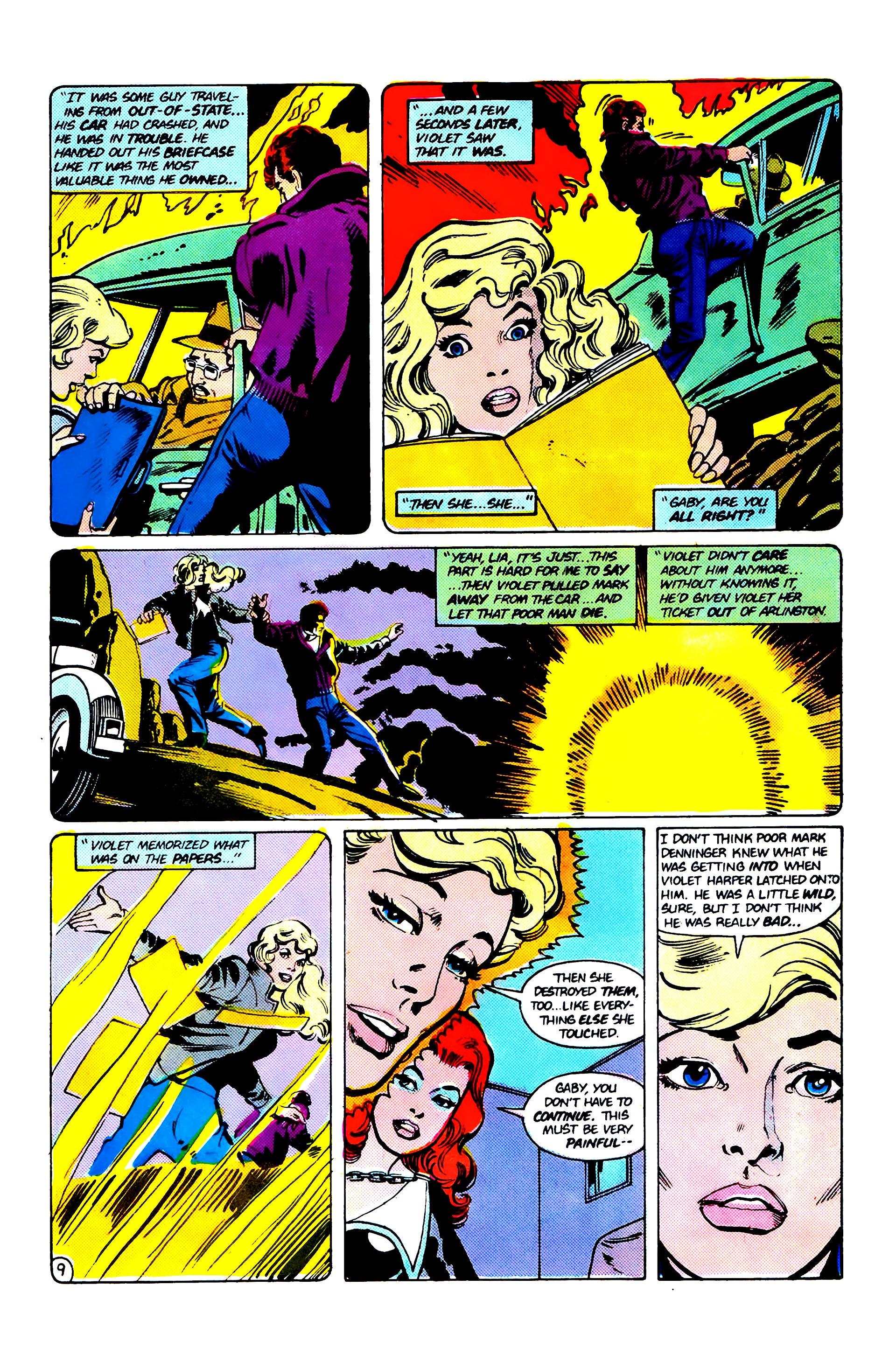 Read online Secret Origins (1986) comic -  Issue #6 - 35