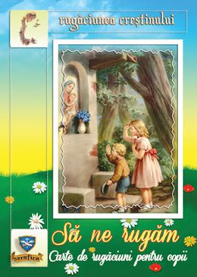 Să ne rugăm. Carte de rugaciuni pentru copii color