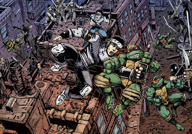 ninja turtles comics