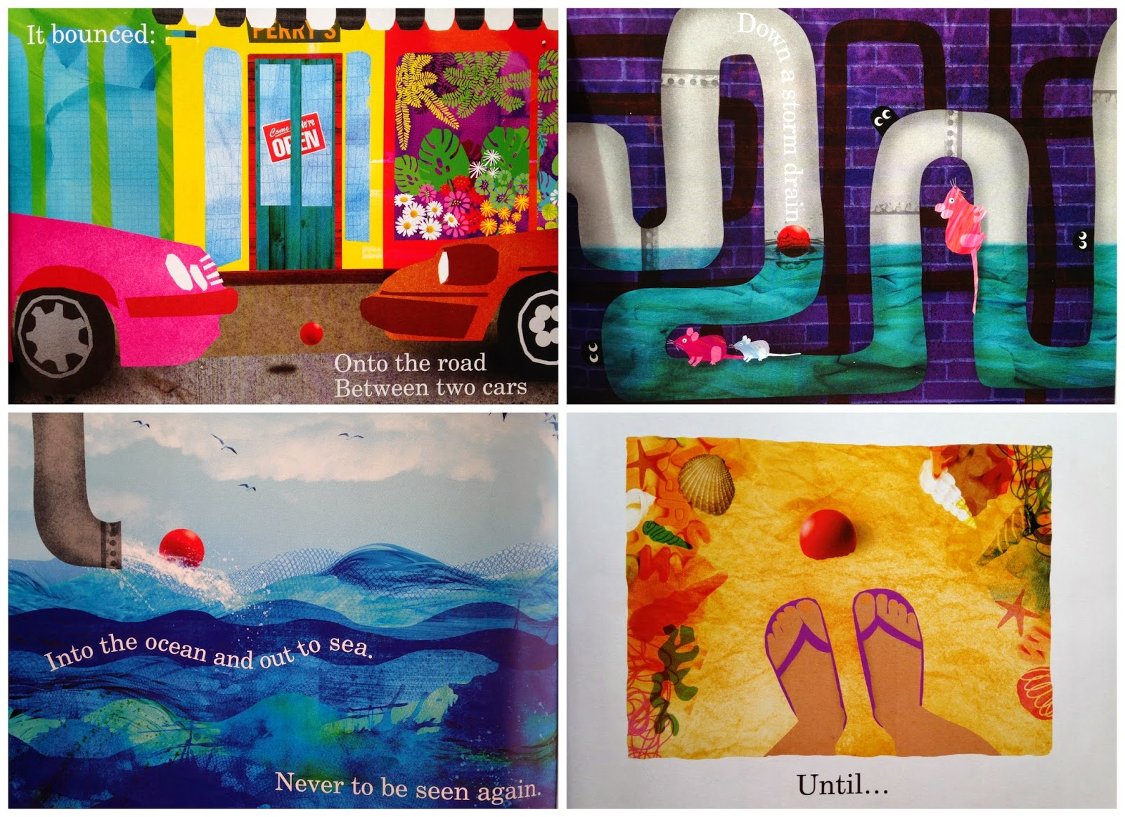 Picture Books and Prepositions #2 - A selection of the best picture books for teaching young children about prepositions and spatial concepts | you clever monkey