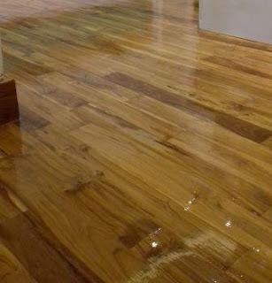 jati lantai kayu grade a