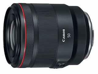 Canon  RF 50mm F1.2 L USM Lens