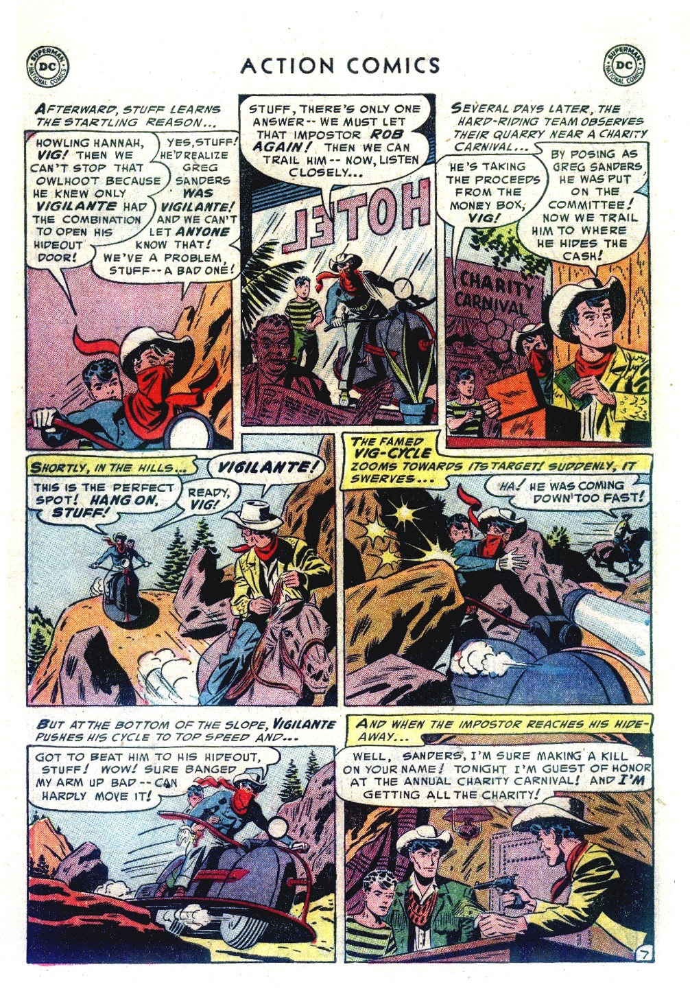Read online Action Comics (1938) comic -  Issue #192 - 40