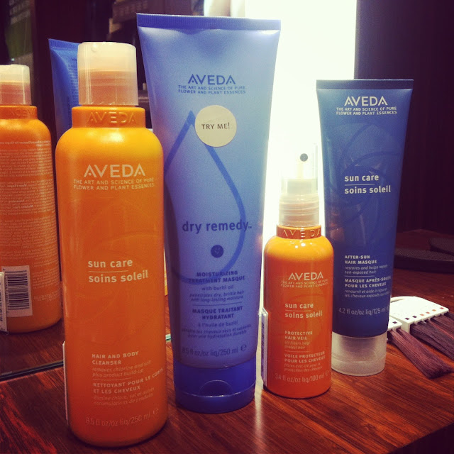 Excelsior Milano Verona Aveda capelli make up test dei chakra