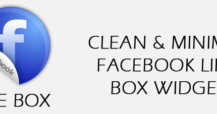 how to create facebook like box