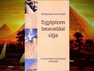 Egyiptom beavatási útja könyv