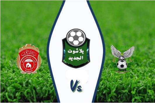نتيجة مباراة نادي قسنطينة والمحرق بتاريخ 27-08-2019 البطولة العربية للأندية