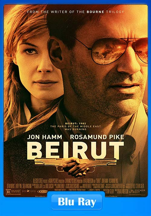 Beirut 2018 720p BluRay x264 | 480p 300MB | 100MB HEVC