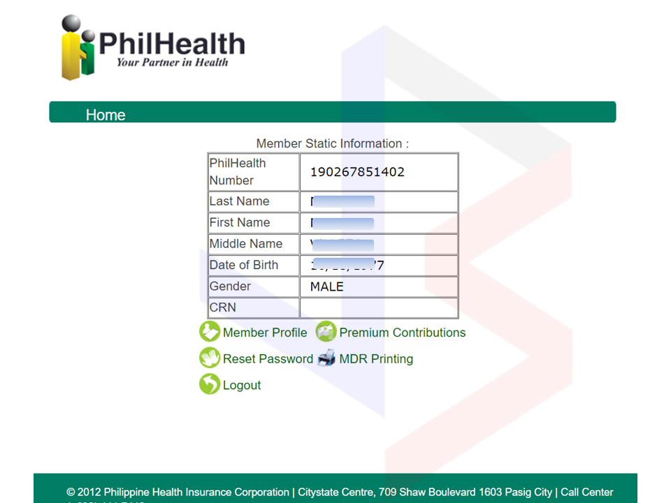 How to register online:  1. Go to www.philhealth.gov.ph  2. Fill-out the needed information correctly.   3. You will then receive a confirmation e-mail and your log-in password. Click the link provided in the e-mail and log-in using your details.   4. After clicking the link, you will get a notification that your account is activated and you can now log-in to your Philhealth account.  5.  On log-in, you may need to enter an answer to a security question. It could be  any one of the three answers you provided earlier.   6. Congratulations! You successfully created and activated your Philhealth account.  You can now access your Philhealth members profile.  You can check the contributions you made  as well.  Should you find any error or discrepancies in your MDR, you may email Philhealth at actioncenter@philhealth.gov.ph     Once you are already registered, you can now get your Philhealth ID. Visit the nearest Philhealth office in your area and ask for the Philhealth Member Registration Form or PMRF.  Fill-out the form and submit it. In a few minutes, you can claim your printed Philhealth ID.  For premium payments, you can pay online through these Electronic Payment Facilities:  OneHUB (Unionbank Of The Philippines) Expresslink (Bank Of The Philippine Islands) Citiconnect (Citibank) Digibanker (Security Bank) Or via e-Gov (Bancnet) Asia United Bank China Banking Corporation CTBC Bank (Philippines) Corporation Development Bank of the Philippines East West Banking Corporation Metropolitan Trust & Bank Company Philippine National Bank Philippine Veterans Bank RCBC Savings Bank  For OFWs, you can pay your premium contributions through these accredited  collecting agents only:   Overseas Collections Over-the-counter collection system Bank Of Commerce Development Bank Of The Philippines IRemit, Inc. Landbank Of The Philippines Ventaja International Corporation  *Beware of unauthorized collecting agents issuing fake Philheath Official receipts.