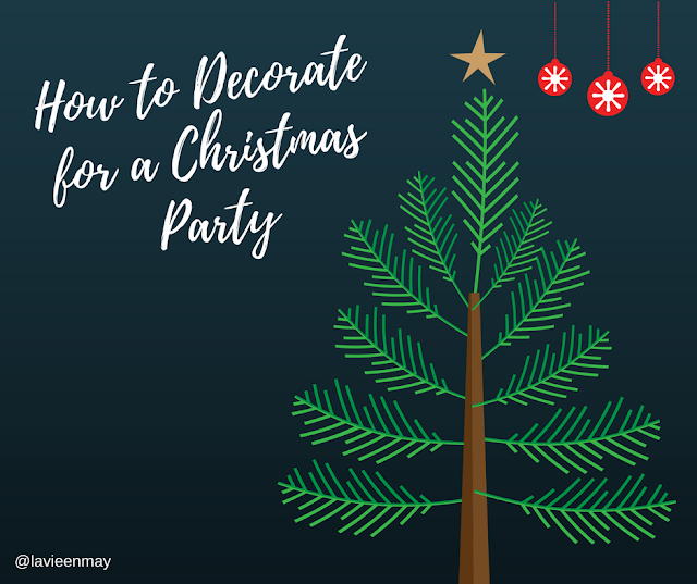 How to Decorate for a Christmas Party