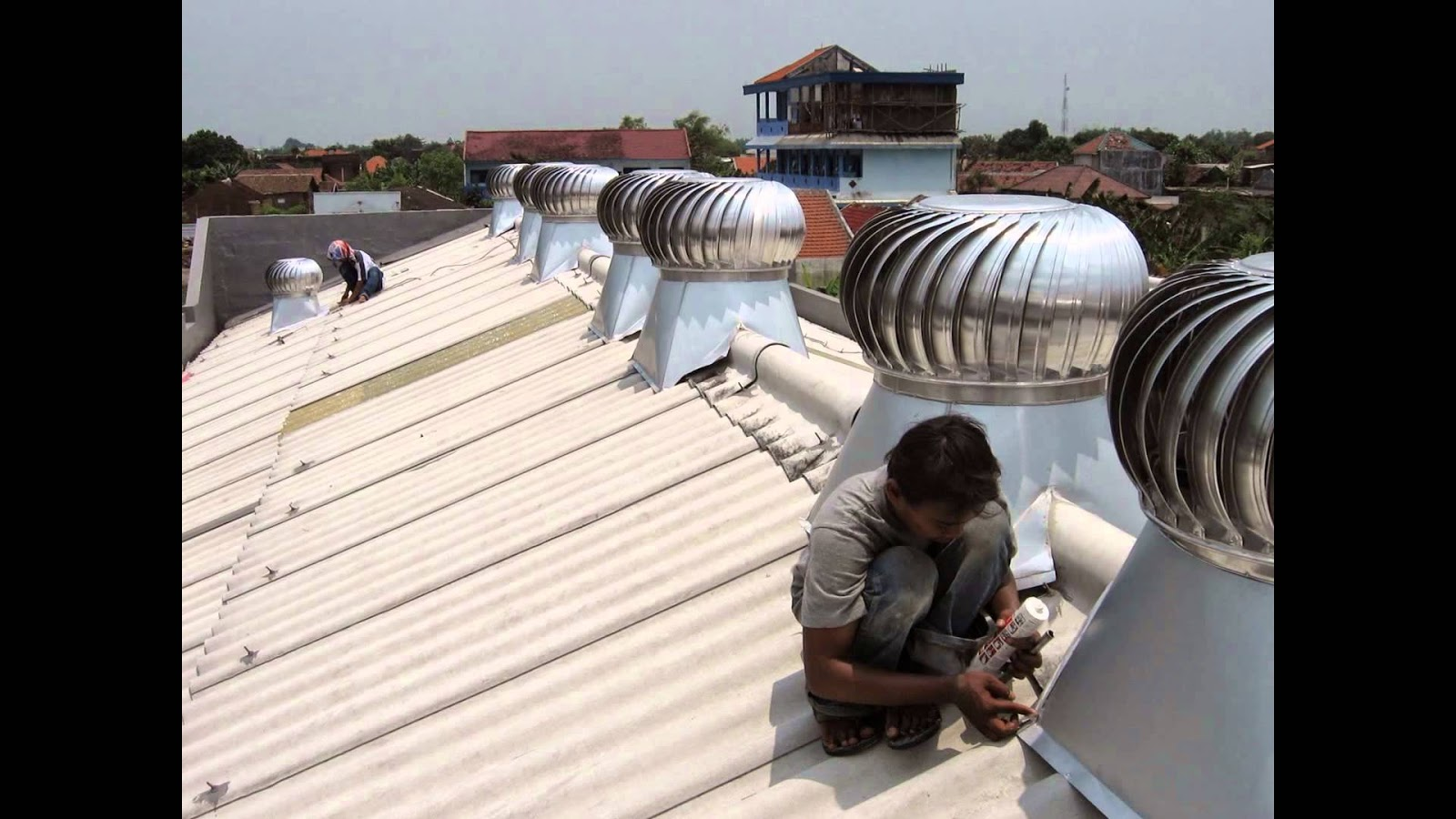 Cara Memasang Ventilator Udara yang Benar ~ AHMAD'S BLOG