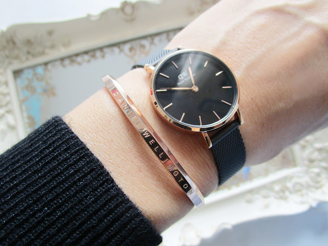Classic Petite Collection 28MM Ashfield Daniel Wellington