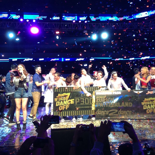 XB Gensan is Jagthug World Dance Off Champion, Xtreme Dancers bagged 2nd Place