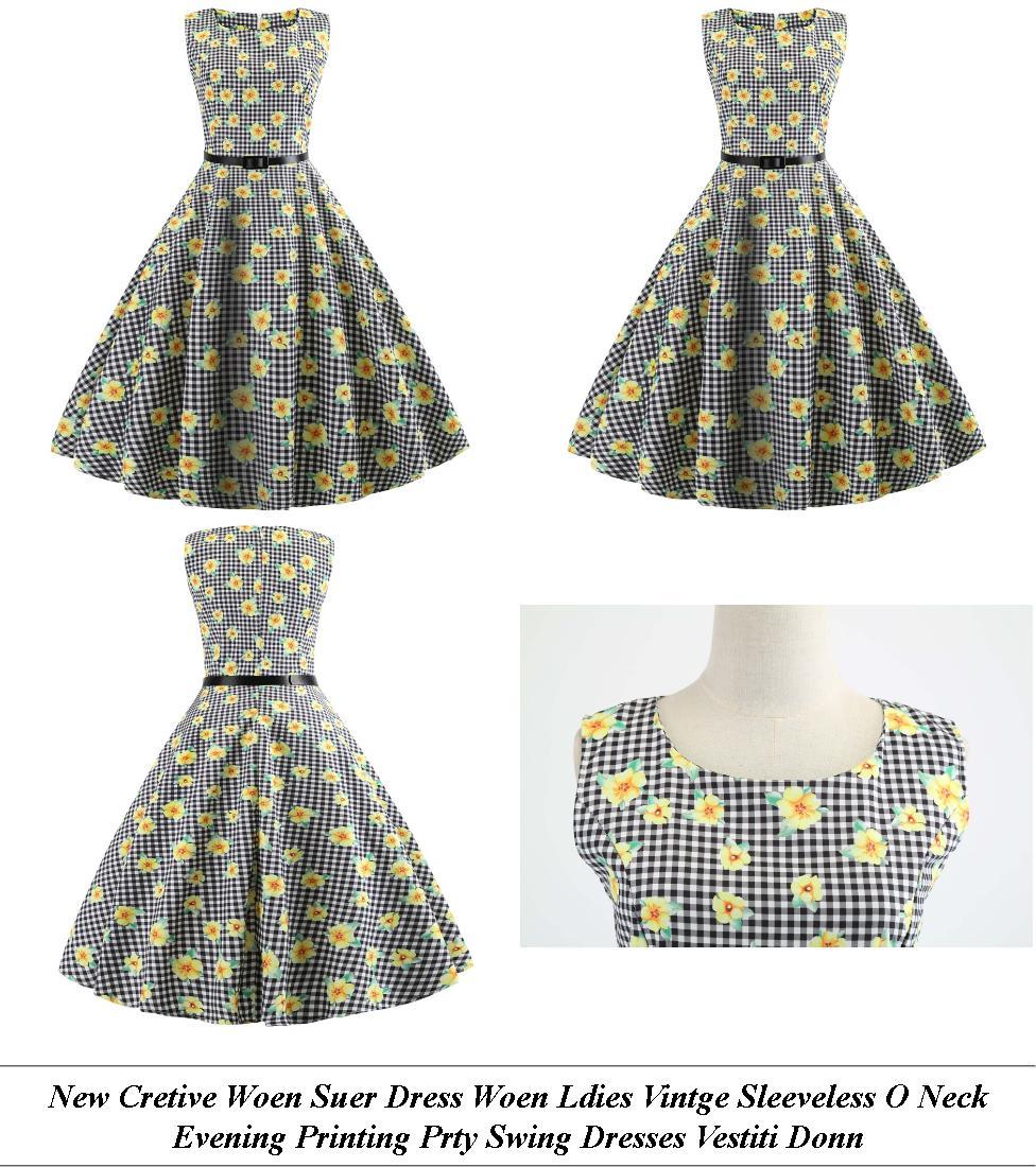 Summer Beach Dresses - Sale Store - Floral Dress - Cheap Clothes Online Uk