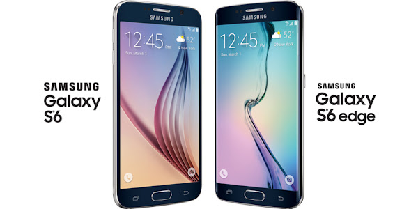 Samsung Galaxy S6 and Samsung Galaxy S6 Edge