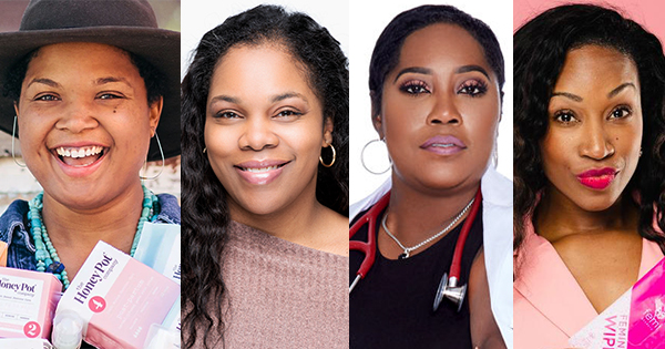Bea Dixon and other Black entrepreneurs that produce feminine hygiene brands