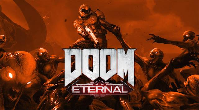 رسميا تحدد موعد الكشف عن تفاصيل لعبة DOOM Eternal و معلومات رهيبة فإنتظار اللاعبين ..