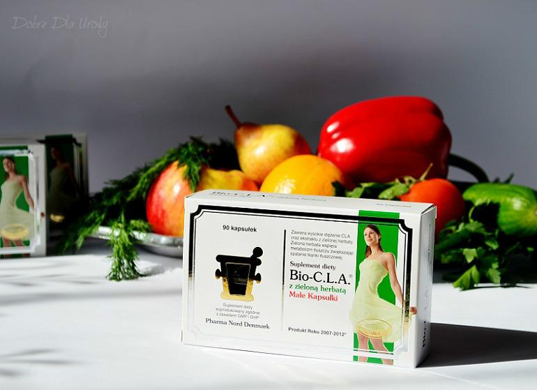 Pharma Nord Bio-C.L.A. z zieloną herbatą w trosce o szczupłą sylwetkę