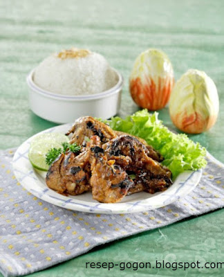 Resep Ayam Panggang Teriyaki